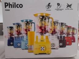 Liquidificador Philco 1200w 6 lâminas seminovo