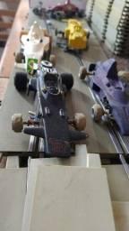 Autorama Estrela Fittipaldi - série alta rotação