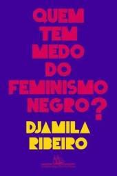 Livro - Quem Tem Medo do Feminismo Negro? - Novo - Lacrado