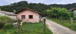 Casa localizada no Riacho em Urubici