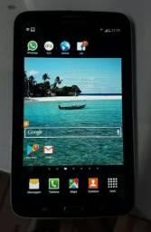 Tablet Samsung  3G 7 polegadas