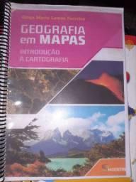 Geografia em mapas, introdução a cartografia