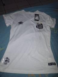 Camisa Santos Futebol Clube