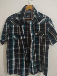 Camisa Xadrez M