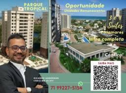 Título do anúncio: Parque Tropical | 2 Vagas | 3 suítes | Melhor empreendimento | Oportunidade | Patamares