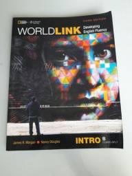 Livro de inglês WorldLink