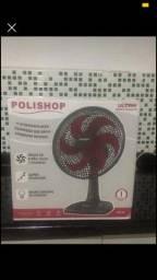 Ventilador Polishop novo
