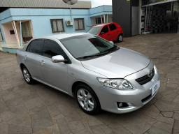 Super oferta Toyota Corolla Xei 1.8 - ano 2009 - Completo