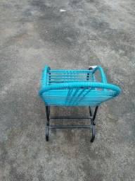 Bicicleta e cadeira para criança vendo ou troco Nerf