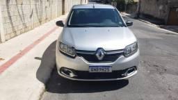 Renault Logan 1.0 Authentique 2017/2018 IPVA pago abaixo da fipe