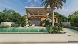 Condomínio Arquipélago do Sol - Bahamas. Fina casa com 4 suítes e piscina