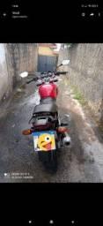 Vendo ou troco por moto menor