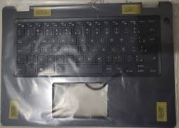 Carcaça base superior para notebook Dell