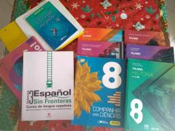 Livros 8ano Telaris