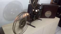 Projetor Natco - 16mm - anos 50 - funcionando