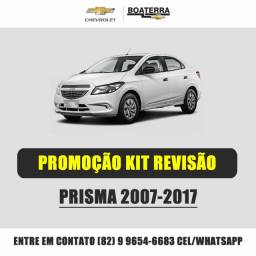Kit de Revisão Prisma Promoção Boaterra Veículos