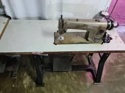 Máquina de costura reta industrial Colúmbia