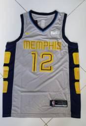 Camisa regata NBA Memphis do Morant  tam M