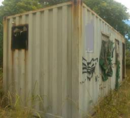 Container c/banheiro.R$ 5.500