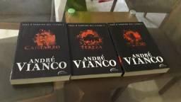 Livros: Saga o Vampiro Rei