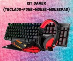 Kit para Gamers - Excelente Custo-Benefício - Entrega Gratuita para Maringá !!