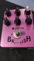 Título do anúncio: Pedal Joyo British Sound