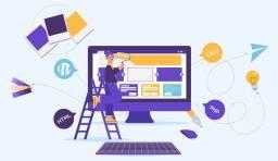 Criação de sites,logos e artes no geral<br>