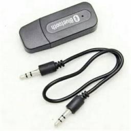 Conector BLUETOOTH para áudio usb