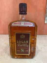 Whisky Logan De Luxe 12 Years Lacrado!