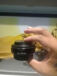 Lente Canon 24mm - EFS