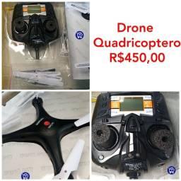 Drone Quadricoptero