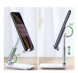 Suporte de celular e tablet de mesa