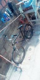 Bike Aro 26.  Troco em Monark