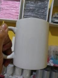 Caneca de Porcelana AAA para Sublimação