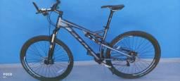 Bike Fuji Full Susp Recon e SLX e XT Zerada