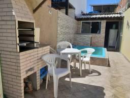 Casa tipo kitnete mobiliada c/ piscina em Monte Alto, Arraial do Cabo