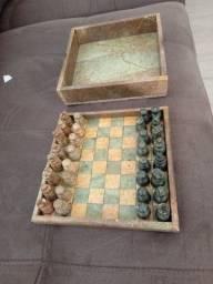 Xadrez Pedra Sabão