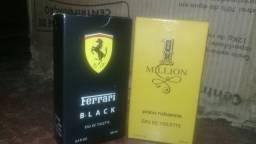 PERFUMES FERRARI BLACK