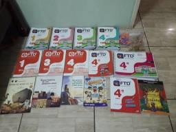 Modulos do 4° ano (usados) por 320 reais