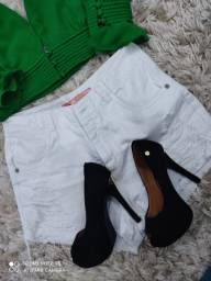 Título do anúncio: Blusa e shorts