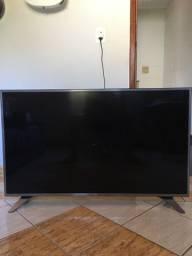 TV LG 50 polegadas com tela tremendo, Aracruz ES