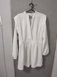 Vestido Branco Amaro
