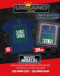 Camisa Old Rules