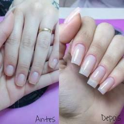 Manicure e pédicure.