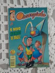 Gibi Oscarzinho nº1