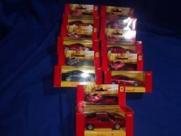 Coleção Shell Ferrari novos na caixa