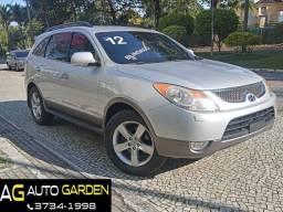 Hyundai VeraCruz 2012 Blindada n3a Gls 3.8 v6 7lug aut/tip+couro+novíssima!!!