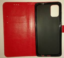 Capa Carteira Samsung A71 - Castro PR
