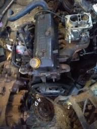 motor cht 1.6 com o câmbio