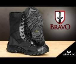 Coturno Atalaia Bravo Troller - Extra Brilho Original C/z e S/z